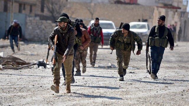Turkey-backed FSA seizes control of center of Syria's al-Bab