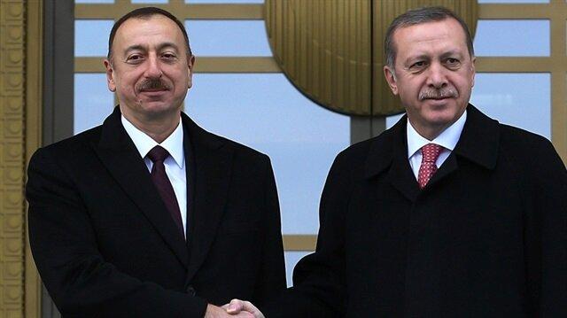 Aliyev'den Türkiye mesajı: Daha istikrarlı bir dönem başlayacak