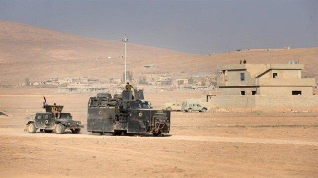 القوات العراقية تبدأ اقتحام مطار الموصل