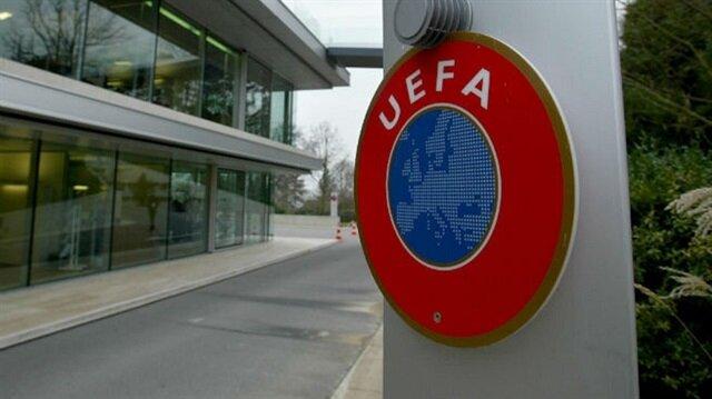 UEFA'dan iki<br/>ekibe büyük şok