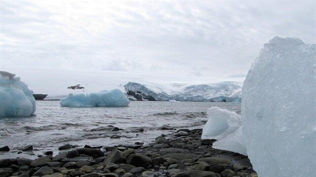 Turkish scientists start journey for Antarctica base