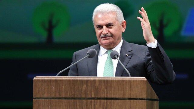 يلدريم يرحب بتحرير مدينة الباب السورية