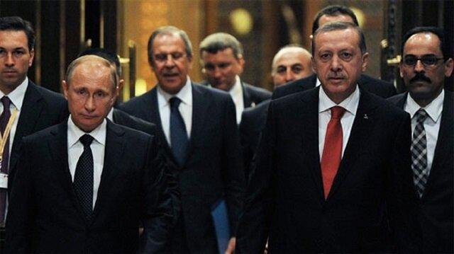 Cumhurbaşkanı Erdoğan'ın Rusya ziyareti netleşti