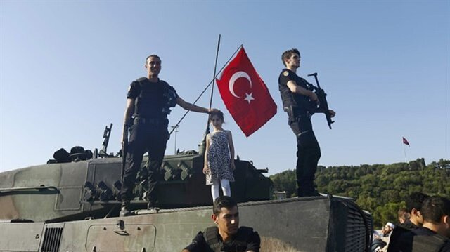 248 police officers honored as heroes against coup bid