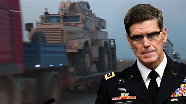 ABD'li komutan terör örgütüne zırhlı araçları eliyle götürdü
