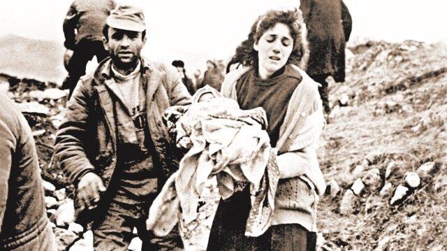 25. yıldönümünde Hocalı için adalet