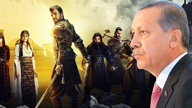 أردوغان: الخليج يحب مسلسل