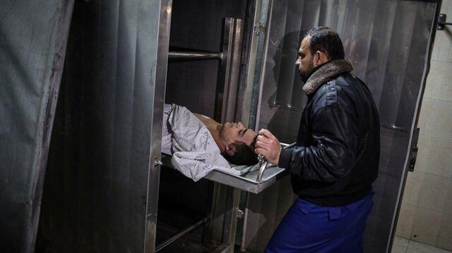 انتشال جثامين 3 عمال فلسطينيين من نفق على حدود غزة