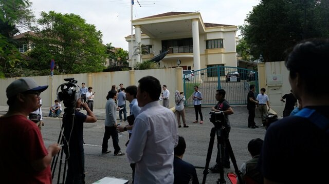 Malaysia says will issue arrest warrant for N.Korean diplomat
