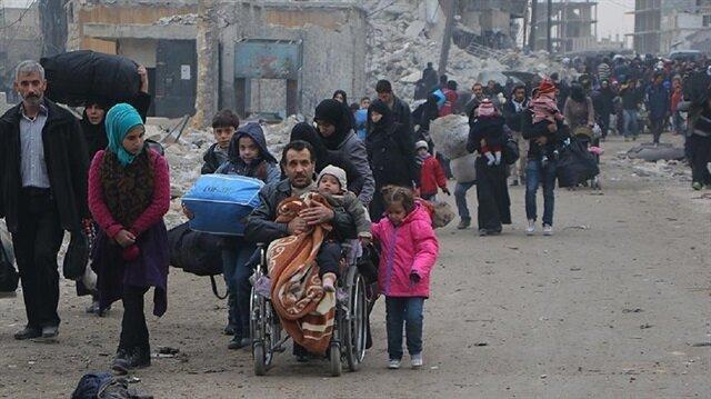 إجلاء نحو 1200 مدني من أحياء الموصل الغربية