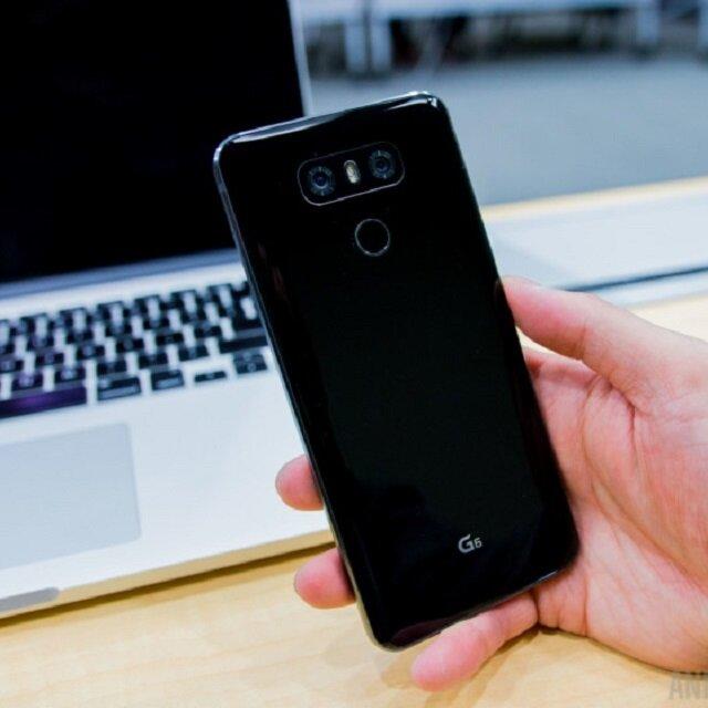 LG G6 resmen tanıtıldı
