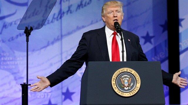 Trump resti çekti: Katılmayacağım
