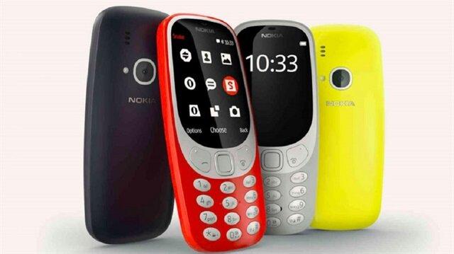 Yenilenen Nokia 3310, beklenenin aksine klasik çizgilerine yakın bir tasarımla piyasaya çıktı.