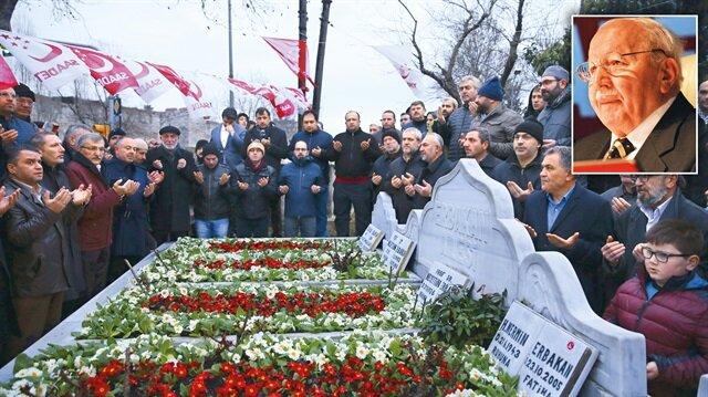 Türkiye onu unutmadı