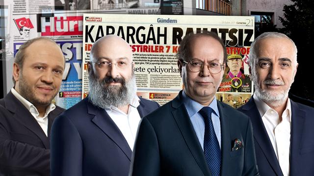 Hürriyet'in 'rahatsız' eden tehlikeli manşetine tepki yağıyor!