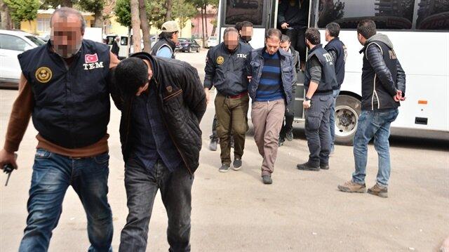 Turkey 'neutralizes 36 terrorists' in one week