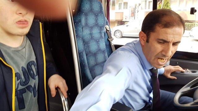 Zihinsel engelli çocuğu otobüsten kovan şoföre soruşturma