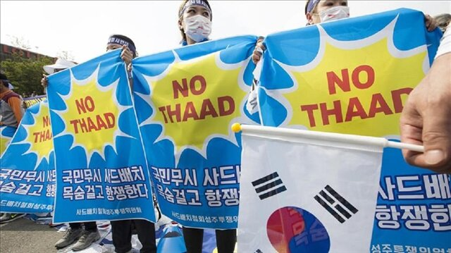 S.Korea takes another big step towards THAAD deployment