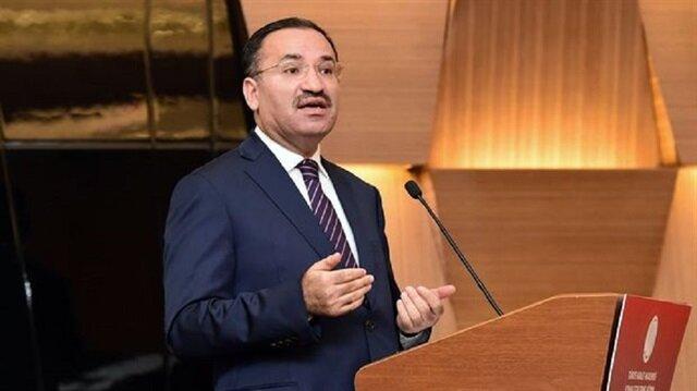 وزير العدل التركي ينتقد مشاركة كليجدار أوغلو في حفل إحياء ذكرى الزعيم الراحل أربكان