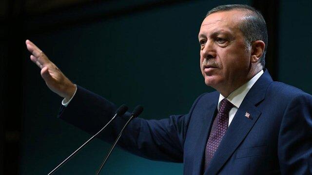 Cumhurbaşkanı Erdoğan, Bakan Işık ve Orgeneral Akar'ı kabul edecek