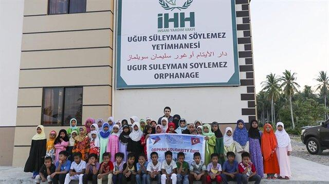 Turkish aid agency operates 32 orphanages around world