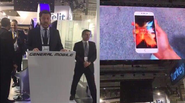 Yerli üretici General Mobile, yeni akıllı telefonu GM6'yı tanıttı.