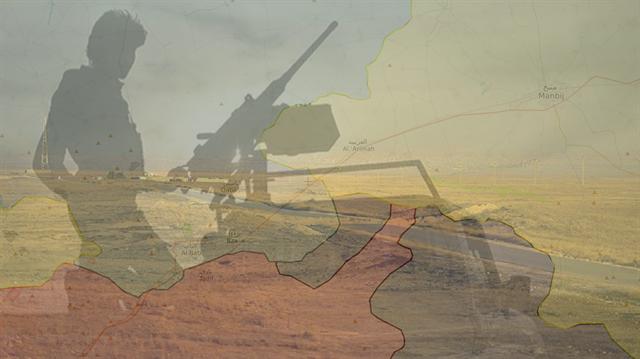 Esed rejimi DEAŞ'a kalkan oldu!