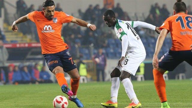 Başakşehir-Akhisar Belediyespor: 1-1