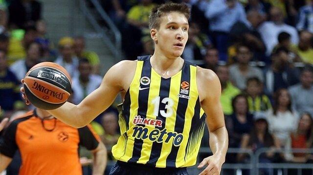 Bogdanovic'ten NBA yalanlaması