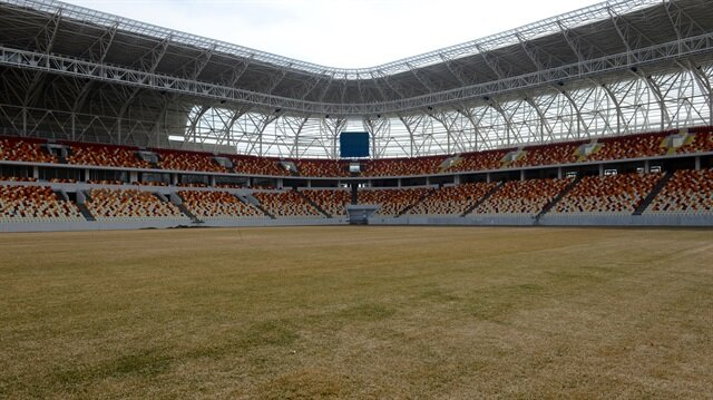 Malatya Stadı'nda sona gelindi