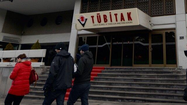 TÜBİTAK'ın Gebze'deki merkezi.