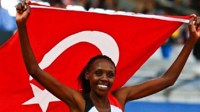 Yasemin Can'dan Türkiye rekoru