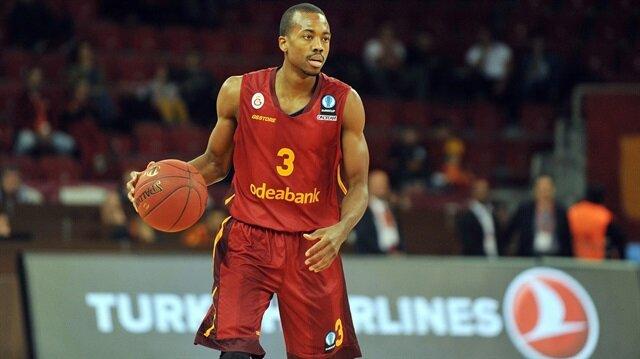 Errick McCollum Galatasaray'da