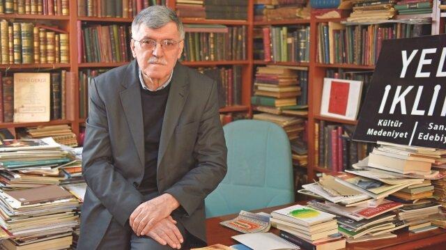 Ali Haydar Haksal, Cahit Zarifoğlu ile ilgili kitabıyla ilgili Yeni Şafak Kitap'a konuştu.