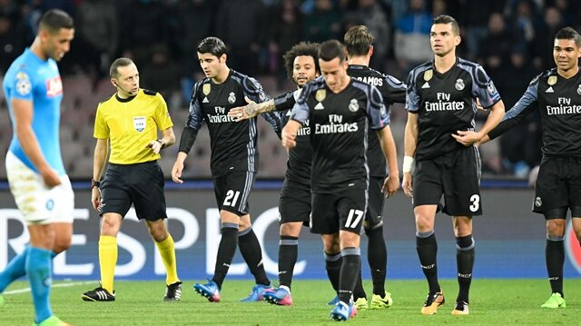 UEFA'dan Şampiyonlar Ligi maçlarına soruşturma