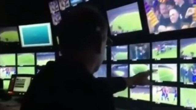 Barcelona-PSG maçının yönetmeninden 'Messi' performansı