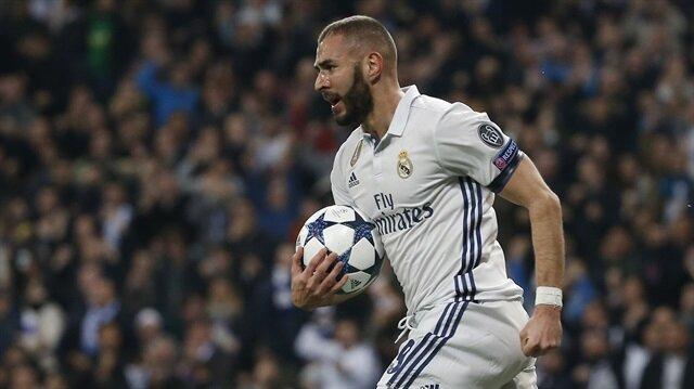 Fransızlar'dan Karim Benzema'ya anket şoku