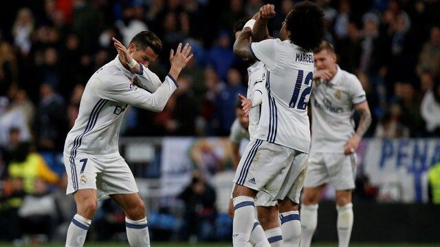 Real Madrid liderliği Barcelona'dan geri aldı