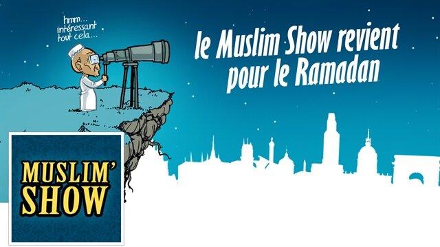 Muslim Show ekibinin başyazarı Norédine Allam, ekibin başlangıç hikayesine ve bu günlere nasıl geldiklerini Yeni Şafak'a anlattı.