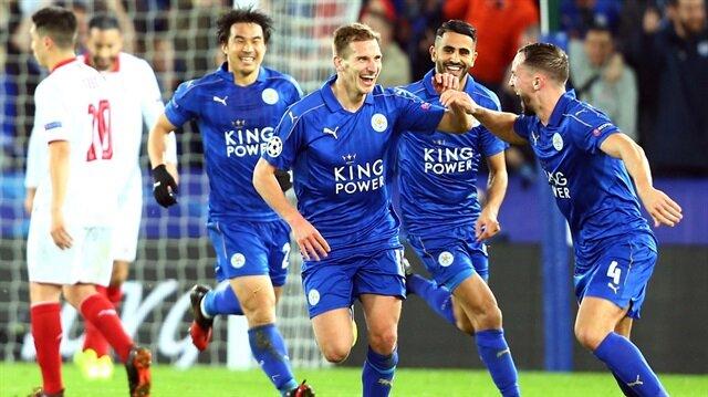 Leicester City-Sevilla: 2-0