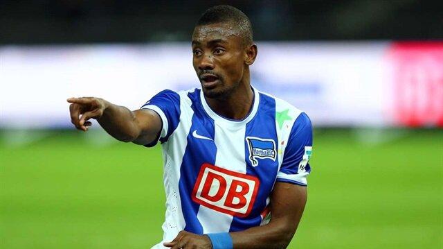 Salomon Kalou Hertha Berlin'le uzattı