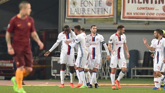 Beşiktaş'ın rakibi Lyon'un çeyrek final serüveni