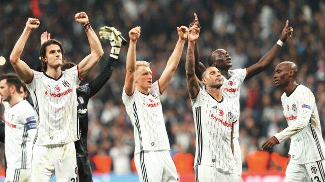 Erken final: Lyon-Beşiktaş