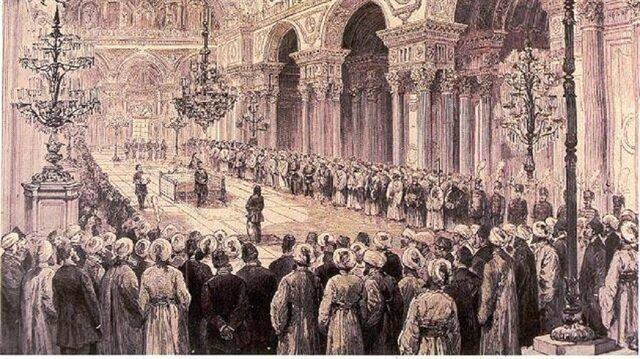 1876'dan günümüze;<br>Türkiye'nin Anayasalar Tarihi