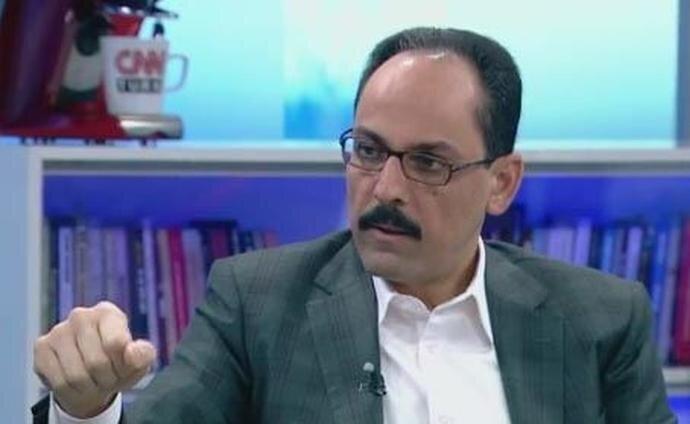 Cumhurbaşkanı Sözcüsü İbrahim Kalın, Hakan Çelik'in programına katıldı.