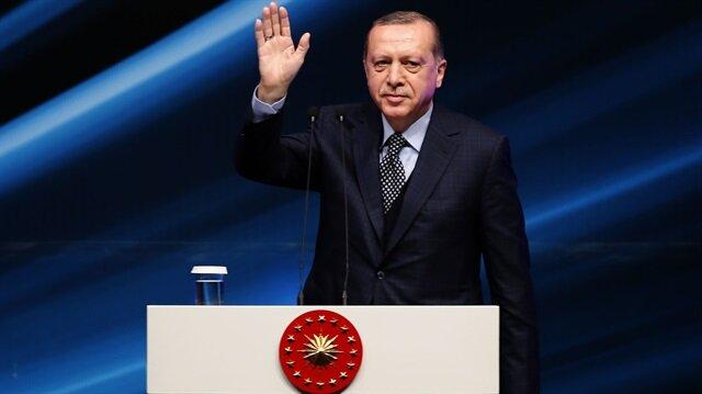 Turkish President Erdoğan at Premiere Summit 2 in Istanbul