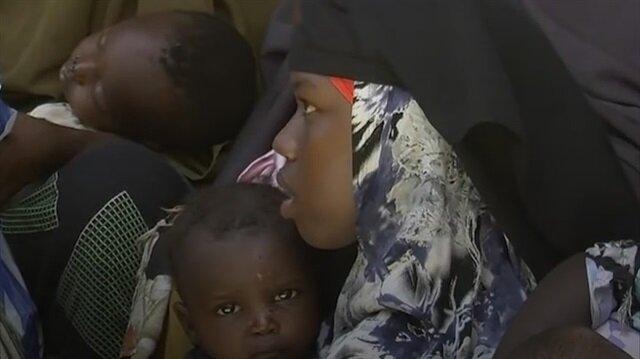 Somali günden güne ölüyor