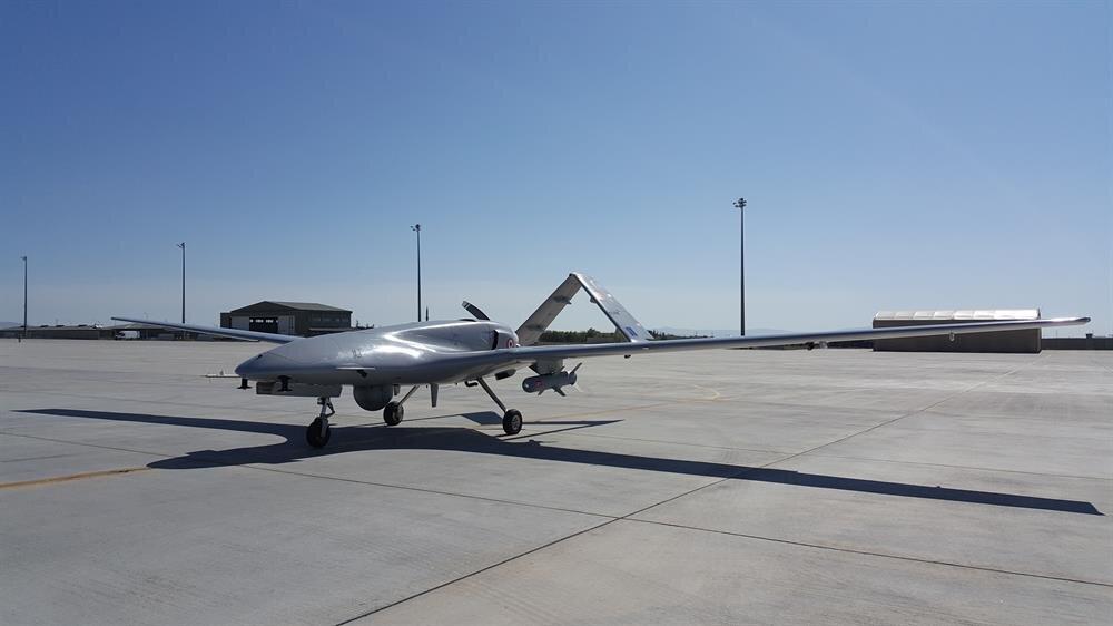 Silahlı İnsansız Hava Aracı Bayraktar TB2