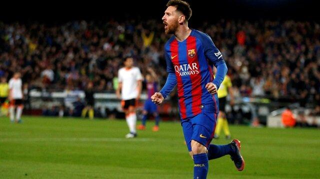 Enrique: Messi'nin rakamları inanılmaz