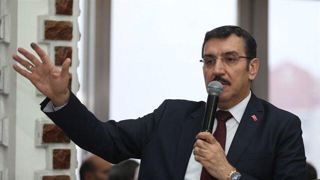 Gümrük ve Ticaret Bakanı Tüfenkci gündeme ilişkin değerlendirmelerde bulundu.
